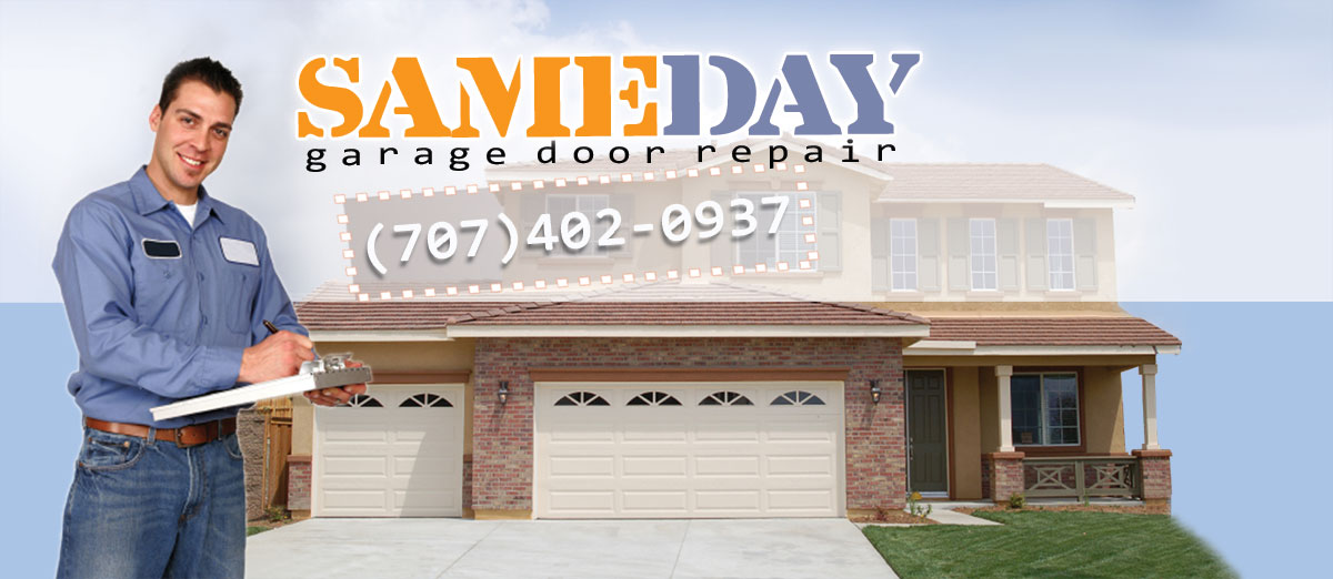 garage door repair in Fairfield CA